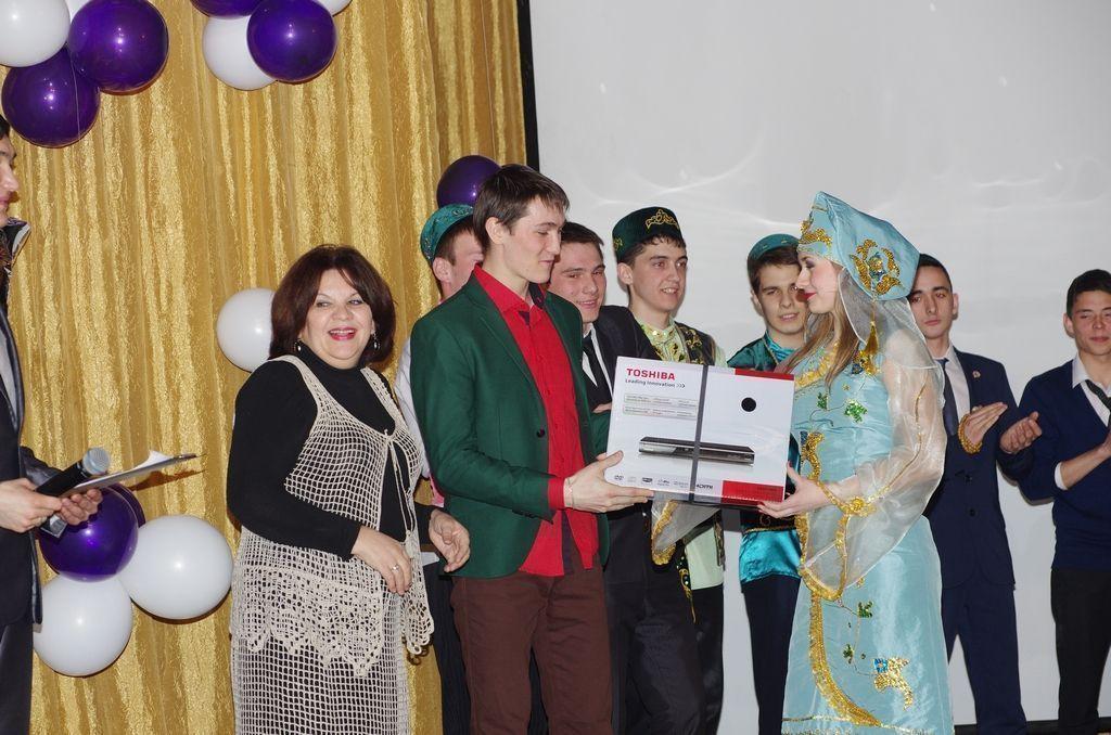Житель Елабуги победил в региональном конкурсе «Татар егете-2014»