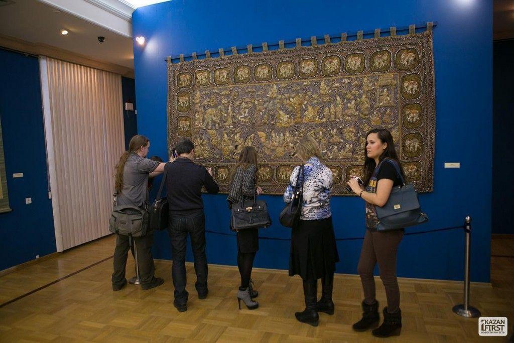 В Казань приехала выставка «Восток – дело тонкое»