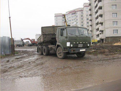 Исполком Казани закрыл шесть строек, загрязняющих город