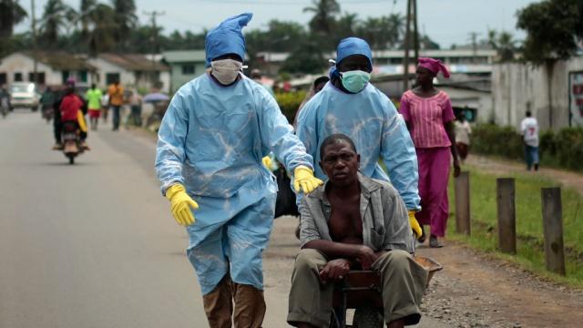 В фонд ООН по борьбе с Эболой Россия вложила $1 млн