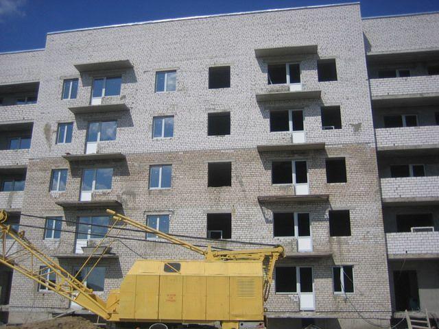 В Набережных Челнах снова начнут строить пятиэтажные дома