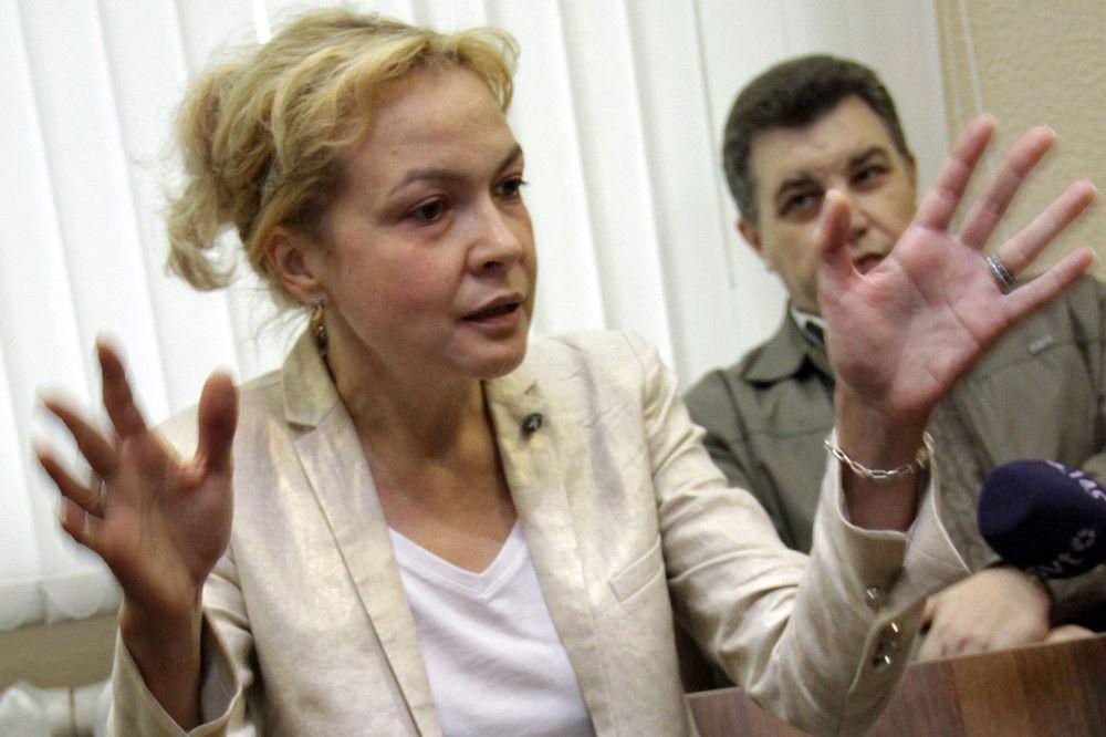 Суд признал Аксану Панову виновной по всем эпизодам