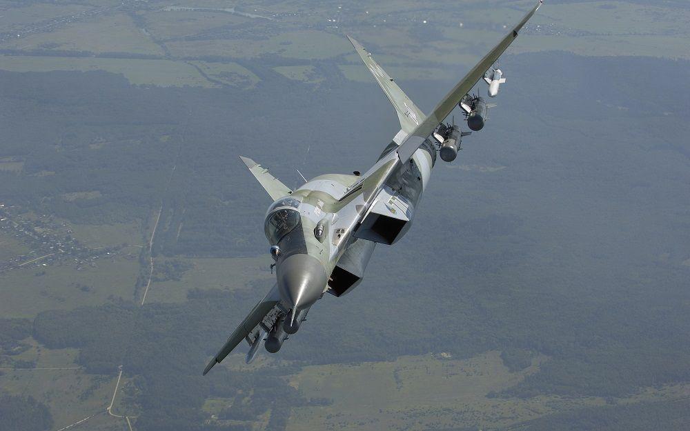 16 истребителей «МиГ» поступят в ВВС России до 2016 года