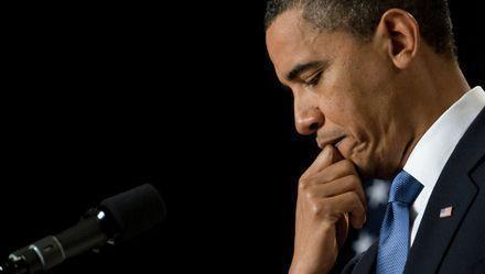 Более половины американцев перестали доверять Бараку Обаме