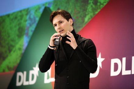 Telegram Павла Дурова назван самым быстрорастущим стартапом Европы