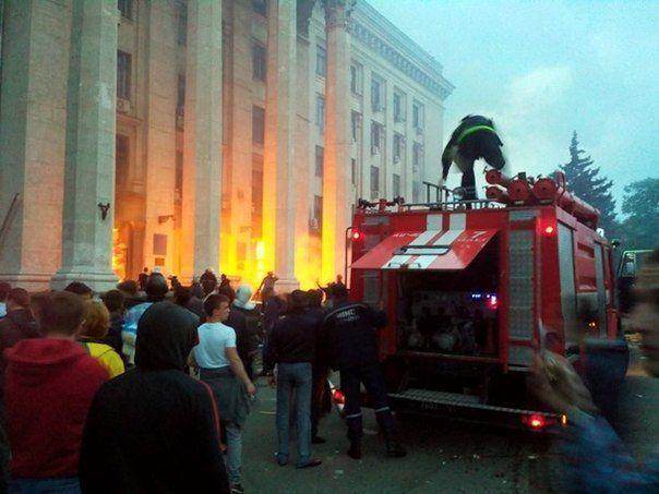 Прокурор заявил о 46 погибших в беспорядках в Одессе