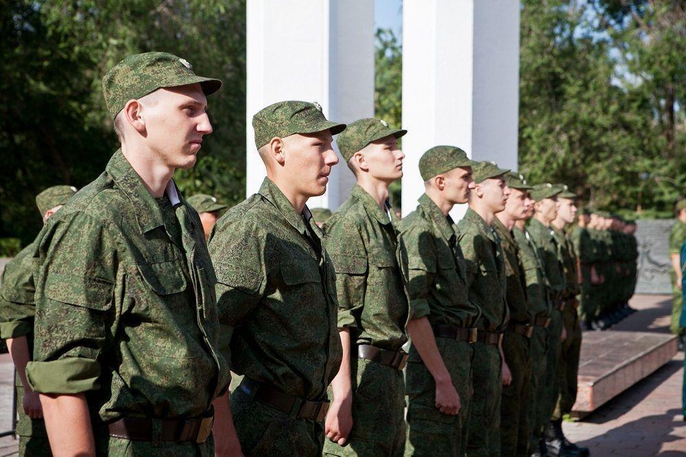 Сегодня в армию отправились 22 жителя Нижнекамска