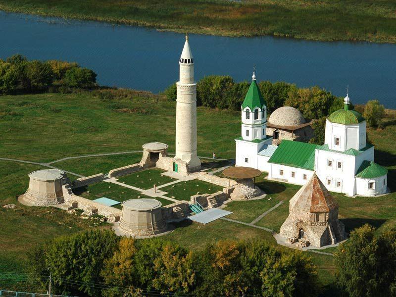 Минтимер Шаймиев рассказал министру культуры России о развитии Болгара и Свияжска