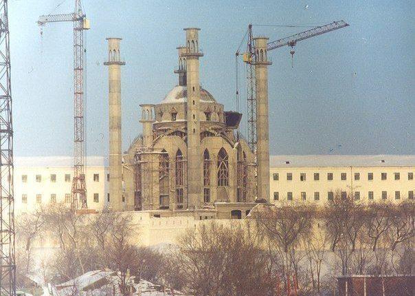 Сердце Татарстана