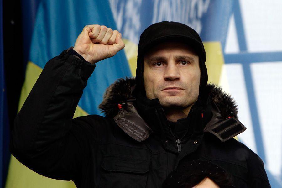 Виталий Кличко отказался принимать участие в теледебатах с Януковичем