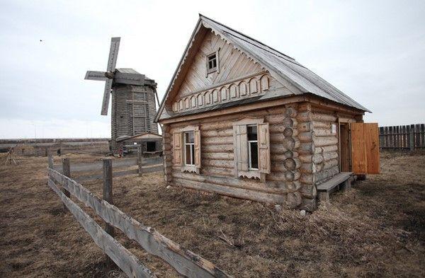 В Татарстане мужчина создал этнографический музей под открытым небом