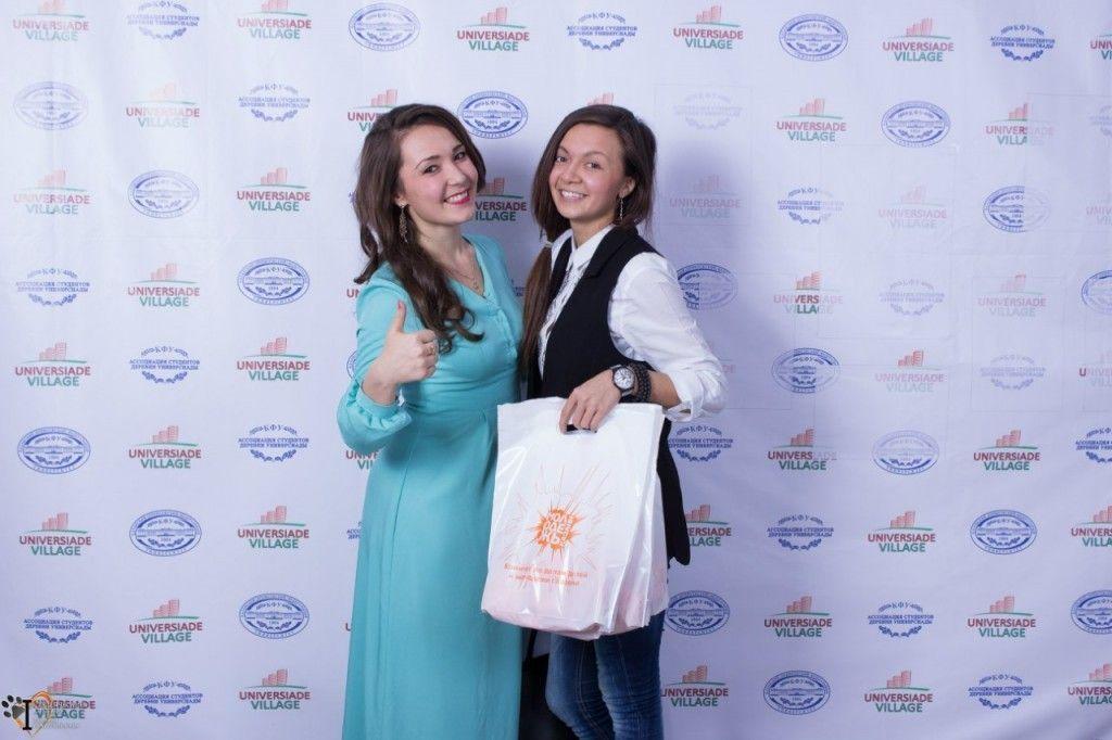 Студентом года в Татарстане объявлена 22-летняя Адина Кульмасова из КФУ