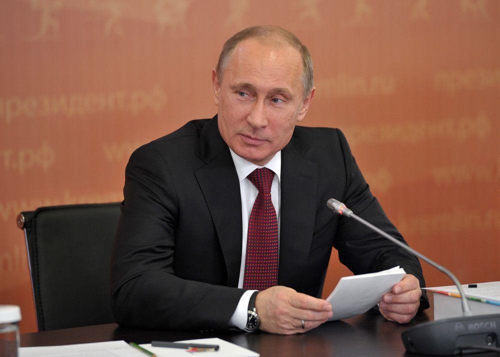 Путин заявил, что Татарстан умеет проводить масштабные мероприятия