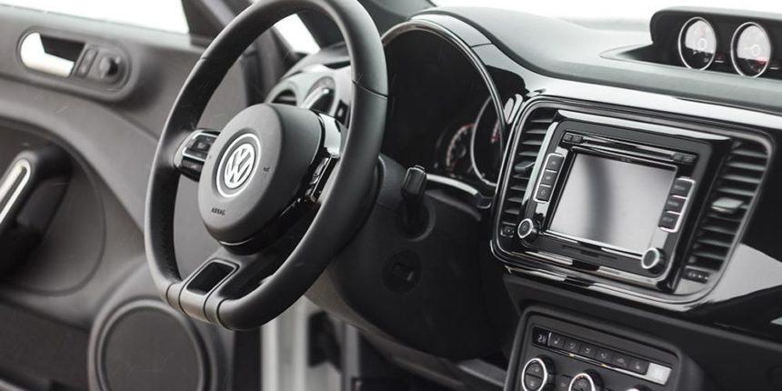 Тест-драйв «Volkswagen Beetle»