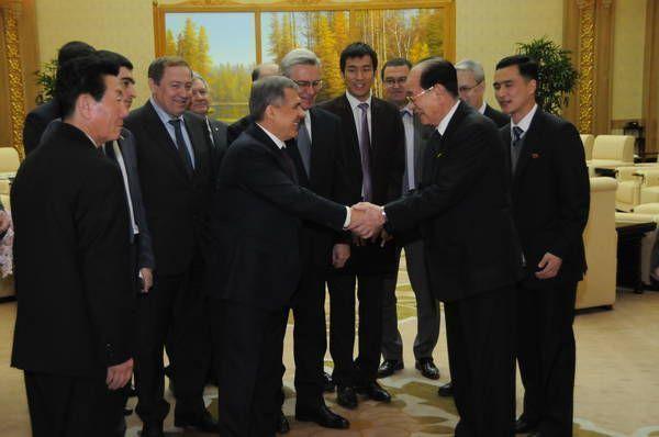 Татарстан поможет КНДР с разведкой и запчастями