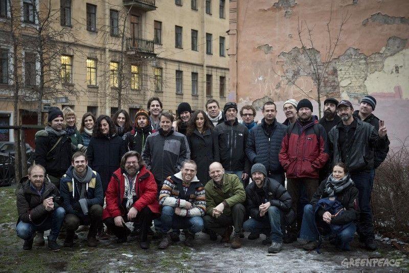 Госдума РФ поддержала амнистию гринписовцев Arctic Sunrise