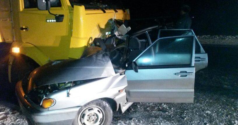 Около Челнов под колесами «КАМАЗа» погиб мужчина