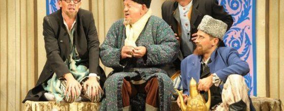 Как альметьевские актеры поссорили Татарстан и Башкирию