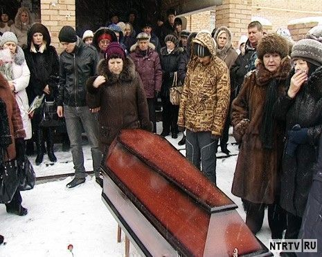 В Нижнекамске похоронили Юрия Бурдина, погибшего во время авиакатастрофы в Казани