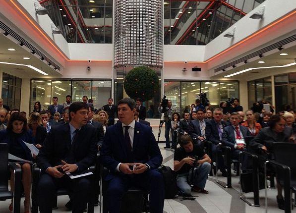 Рустам Минниханов выложил в instagram фото с подведения итогов проектного семинара «Открытого Правительства»