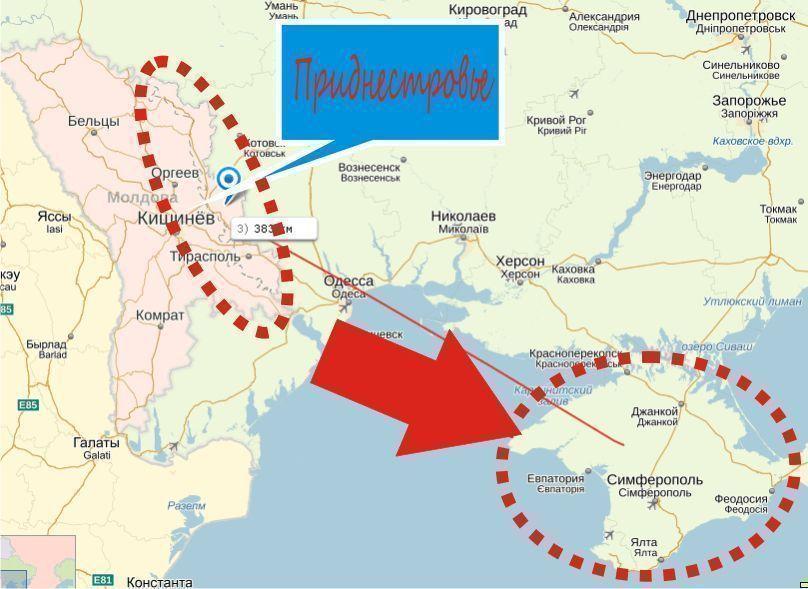 60% жителей Приднестровья высказались за вхождение республики в состав России