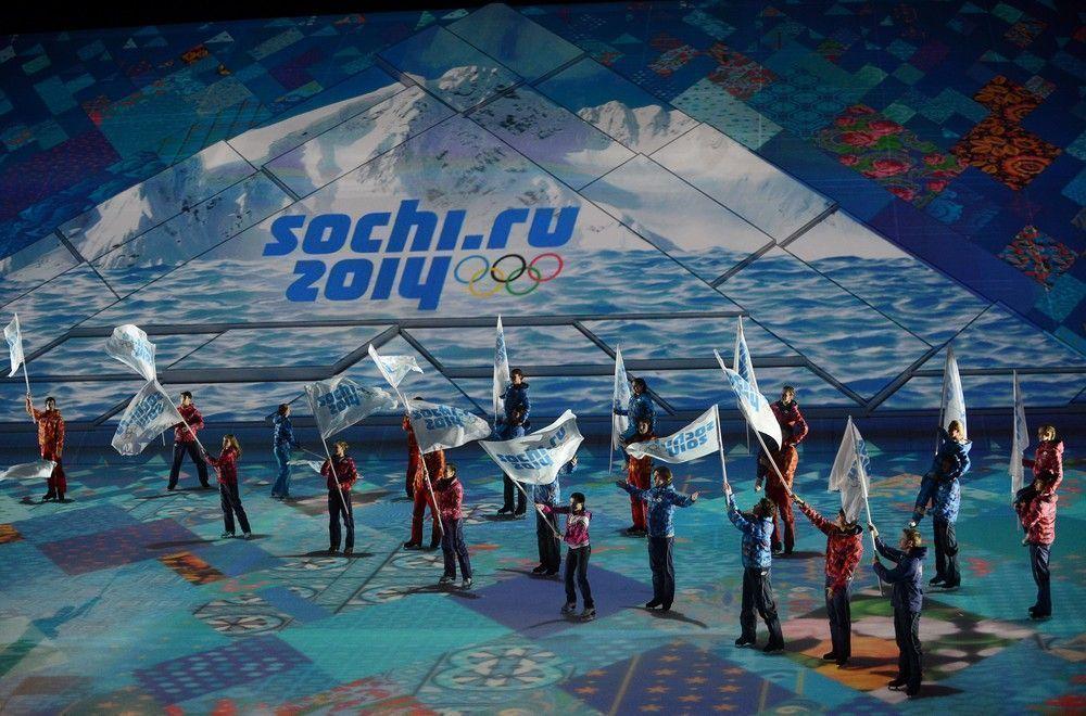 Сегодня Сочи прощается с Олимпийскими играми