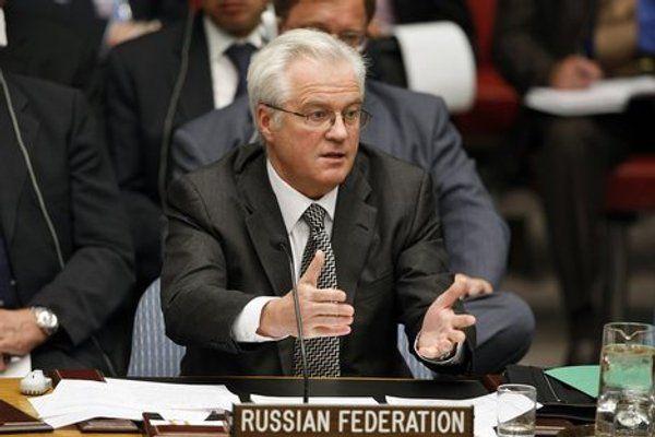 Чуркин: доставка гуманитарной помощи на восток Украины может начаться в ближайшие часы