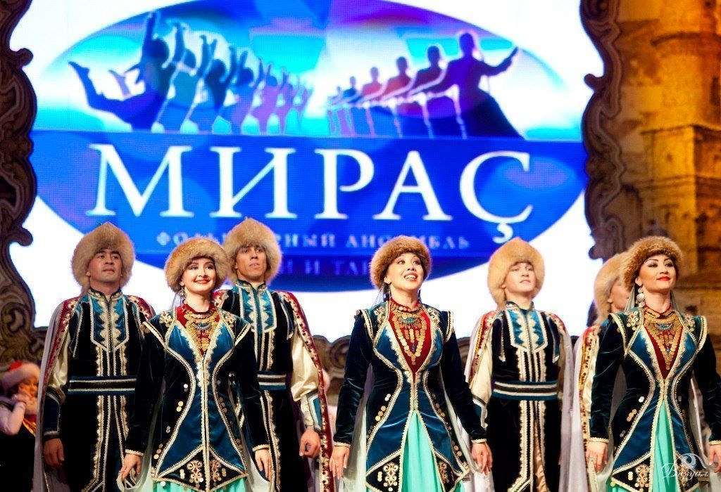 На День республики в Азнакаево приедет ансамбль танца «Мирас»