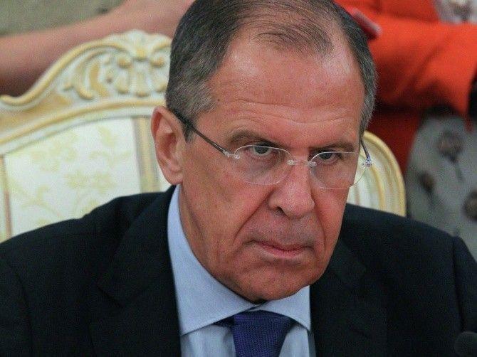 Сергей Лавров: «То, что произошло в Одессе, - это чистый фашизм»
