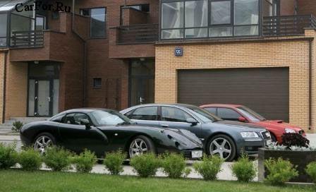 Состоятельные казанцы будут платить за свои машины дополнительные налоги