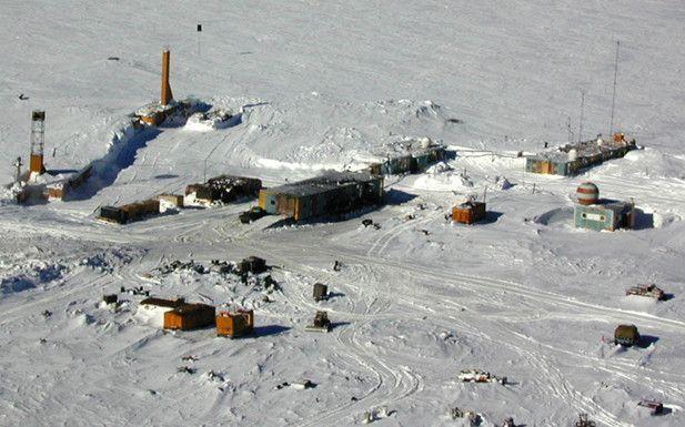 Российские учёные закрыли сезон в Антарктиде