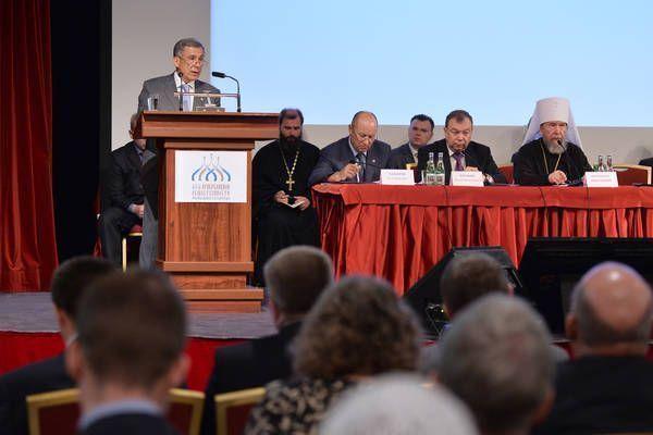 «Конфессиональный мир между татарами и русскими в Казани – сам по себе вызов перед толерантностью Западного мира»