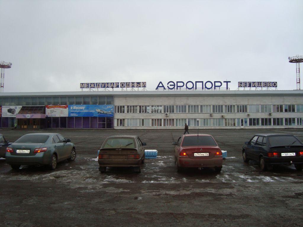 Из-за непогоды аэропорт «Бегишево» закрыт на неопределенный срок