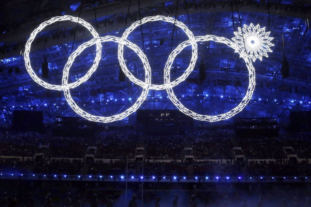 МОК отказал Дмитрию Медведеву в патенте на олимпийское «нераскрывшиеся кольцо»