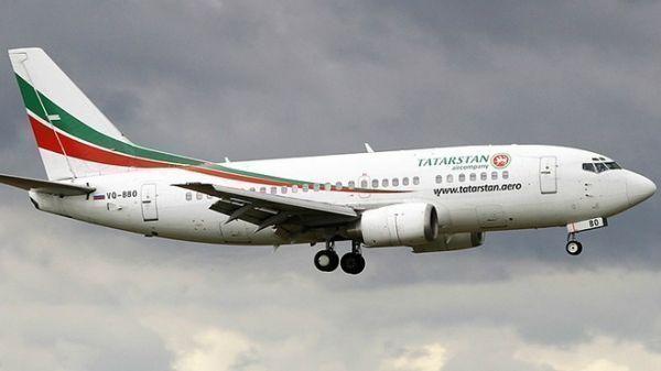 Отложен вылет рейса Казань – Ташкент