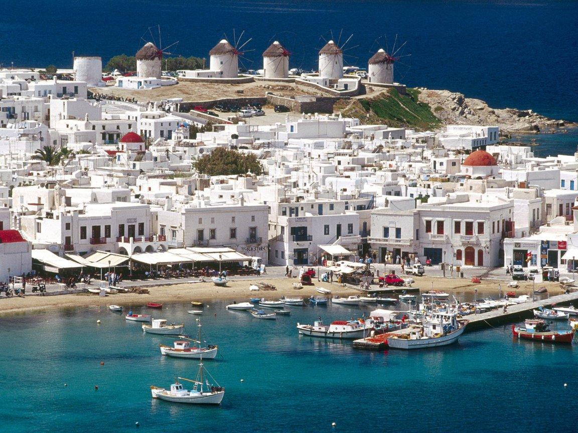 Греция с начала года потеряла более 60% российских туристов