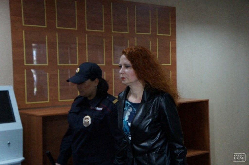 Суд оправдал Светлану Инякину по одной из статей обвинения в деле о крушении «Булгарии»