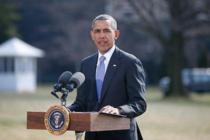 Барак Обама заявил сегодня о новых санкциях против России