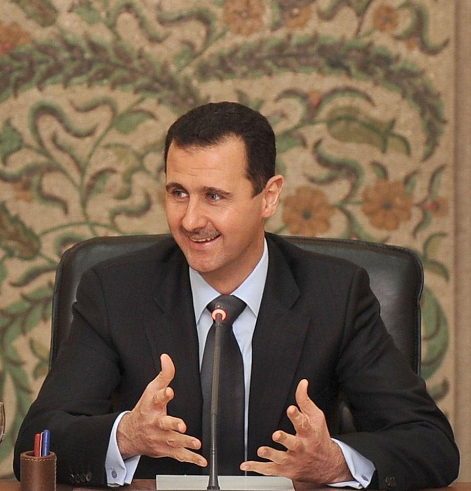 Британские эксперты утверждают, что Асад невиновен