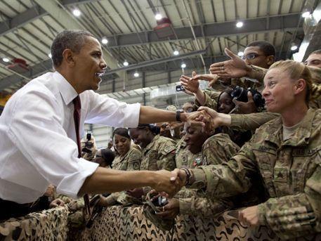 Обама обнародует план вывода войск США из Афганистана