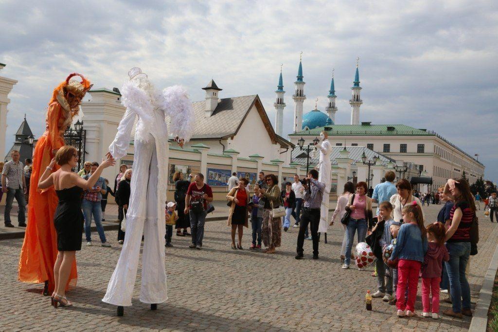 «Ночь в музее» в Казани посетили более 50 тысяч человек