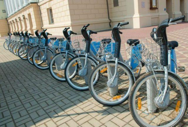 15 апреля в Казани начнет работать велопрокат