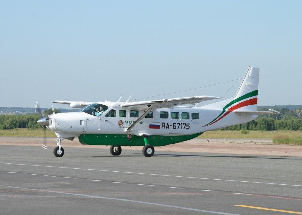 Самолет ближней гражданской авиации Cessna 208 разбился на Аляске