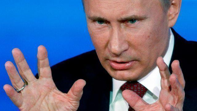 Путин: мы считаем сегодняшние власти Украины нелегитимными