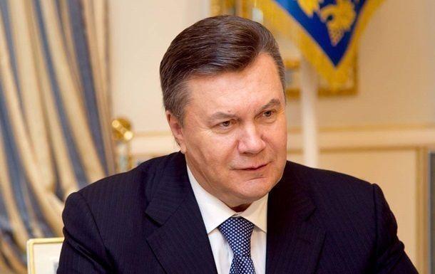 Виктор Янукович попросил Владимира Путина ввести войска в Украину