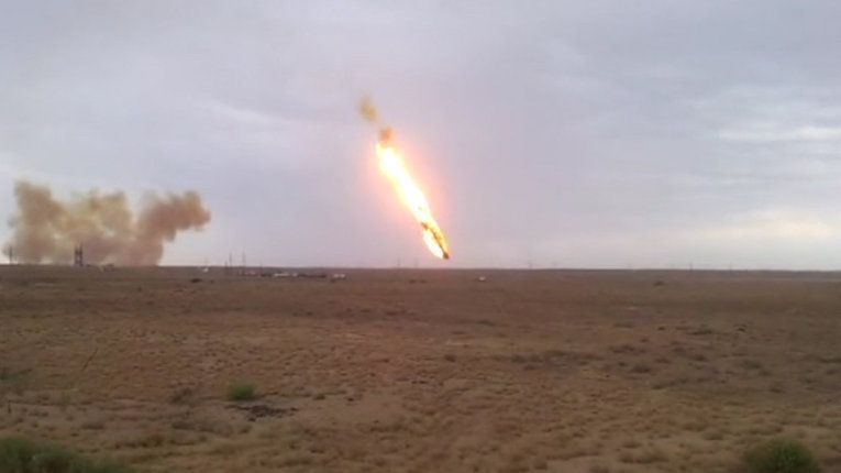 Минфин РФ не поддержал идею страхования рисков Роскосмоса