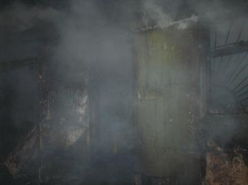В Татарстане при пожаре погибло два человека