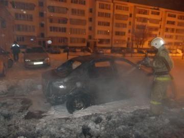В Татарстане произошло 2 пожара загоревшихся с разницей в 3 минуты