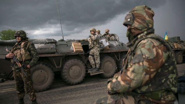 Около десяти человек погибли в результате военной операции в Краматорске