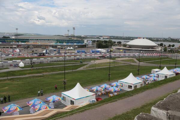 Сегодня в Казани пройдет автошоу Kazan City Racing